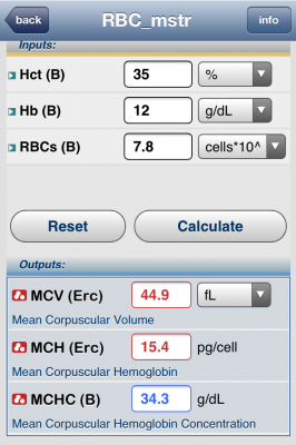 Post image for MediCalc is a comprehensive medical calculator app recently released for iPhone