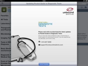 Post image for Pocket Guide to Diagnostic Tests is medical app for laboratory tests