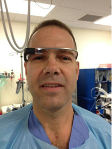 Post image for Google Glass gets used by a surgeon in the operating room for the first time