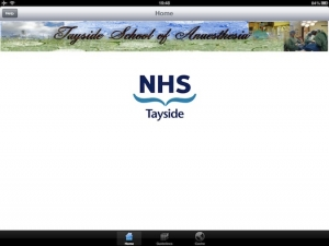 Post image for NHS Tayside Anaesthesia medical app provides collection of anesthesia guidelines