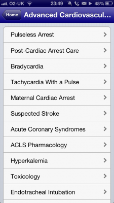 Post image for Critical Care Emergencies 2013 app is useful resource for EM physicians