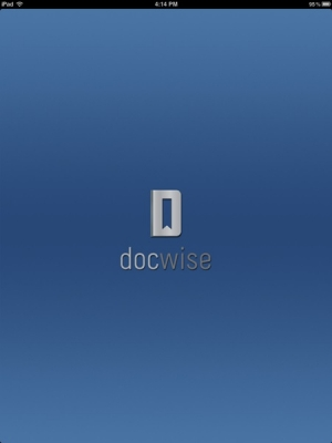 Post image for Docwise is an app that helps physicians stay up to date on medical journals and news