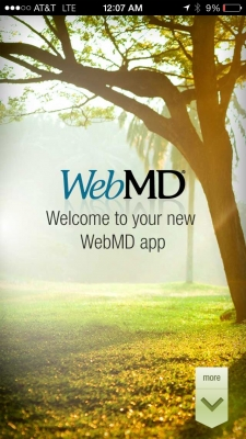 Post image for WebMD App Review: A Beautiful, Patient-Centric App for Medical Knowledge and Healthy Living
