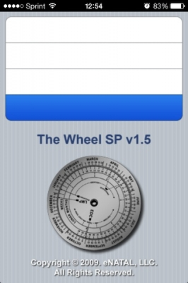 Post image for The best Pregnancy OB wheel medical app
