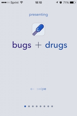 Post image for Popular Epocrates Bugs & Drugs App used by Physicians is flawed, should be removed from App Store
