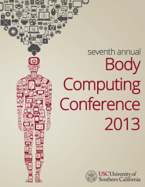 Post image for 2013 USC Body Computing Conference features innovators in mHealth