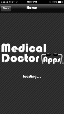Post image for The Medical Doctor app is an all inclusive pocket reference tool