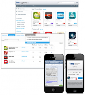 Post image for IMS Health app store to enable cross-platform app prescriptions and usage tracking