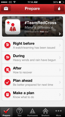 Post image for How the Red Cross is using mobile apps to improve public health