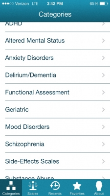 Post image for Psych on Demand app puts essential evidence based forms at your fingertips
