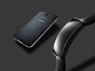 Post image for Samsung doubles down on health, S5 phone and Gear Fit will include heart rate sensors