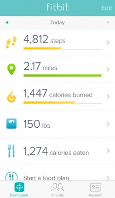 Post image for Fitbit app update turns iPhone 5S into a fitness tracker