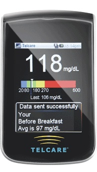 Post image for Demonstration of Telcare's cellular and cloud based glucometer